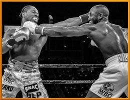 Ставки на двойной исход в боксе